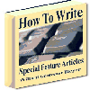 Thumbnail How To Write Special Feature Articles Accepted By Newspaper And Magazine Editors