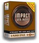 Thumbnail Impact Web Audio - Streaming Web Audio Made Easy
