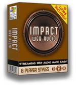Thumbnail Impact Web Audio - Streaming Web Audio Made Easy