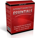 Thumbnail Internet Marketing Essentials - 7 Master Rebrandable Resell Rights Products