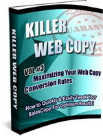 Thumbnail Killer Web Copy - How to Become an Expert Copywriter
