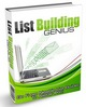 Thumbnail List Building Genius - Go From Newbie List Builder To Allsta