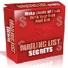 Thumbnail Mailing List Profits - Make Money With Every Way Possible From Your Mailing List At Cult Status!