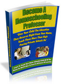 Thumbnail Educate Your Child - Become A Homeschooling Professor