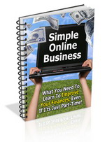 Thumbnail Simple Online Business - What You Need To Learn To Improve Your Finances