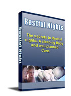 Thumbnail Sleeping Baby - Guide to a Sleeping Baby and Simple Managment Plan