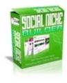Thumbnail Social Niche Builder - Start Social Networking Web 2.0 Niche