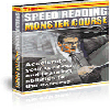 Thumbnail Speed Reading Monster Course - Accelerate Your Reading And Learning Abilities To The Extreme