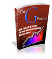 Thumbnail The G Factor - Add the BIG G Factor To Your Bottom-Line