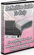 Thumbnail Definitive Guide To Voip - Everything You Ever Wanted To Know About Voip Technology