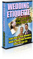 Thumbnail Wedding Etiquette Secrets Revealed - Plan, Manage & Adapt A Memorable Wedding Event For Your Life