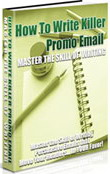 Thumbnail How to Write Killer Promo Emails - Master The Skill Of Writing Promo Emails