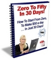 Thumbnail Zero To Fifty - How To Make $50 A Day