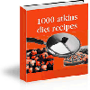 Thumbnail 1000 Atkins Diet Recipes