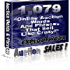 Thumbnail 1079 Online Auction Words And Phrases That Sell Like Crazy!