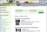 Thumbnail eBay Cashflow Site - eBay Affiliate Site