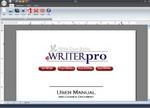 Thumbnail eWriterPro Professional eBook Creator