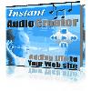 Thumbnail Instant Audio Creator - Adding Audio To Web Sites Within Minutes