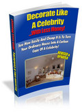 Thumbnail Interior Decorating - Decorate Like A Celebrity