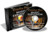 Thumbnail Royalty Free Music Explosion - 25 Top Notch Professional Tra