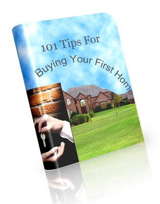 Pay for 101 Tips For Buying Your First Home