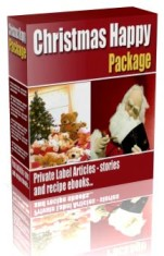 Pay for 50 Christmas Stories - Christmas Happy Package, Private Label Articles, Stories