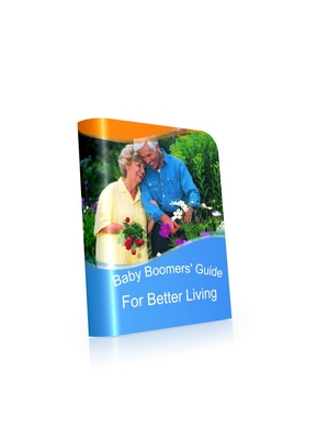 Pay for Baby Boomers´ Guide For Better Living