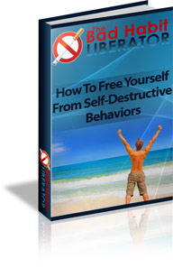 Pay for The Bad Habit Liberator - Free Yourself From Self-Destructiv