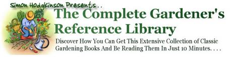 Pay for The Complete Gardener´s Reference Library - Extensive Collection Of Classic Gardening Books