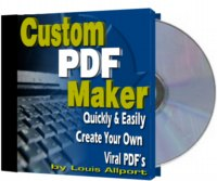 Pay for Custom PDF Maker - Quickly And Easily Create Your Own Viral PDF
