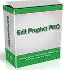 Pay for Exit Prophet Pro - Make money when people try to abandon your website