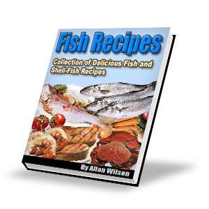 Pay for Fish Recipes - Collection of Fish and Shell-Fish Recipes
