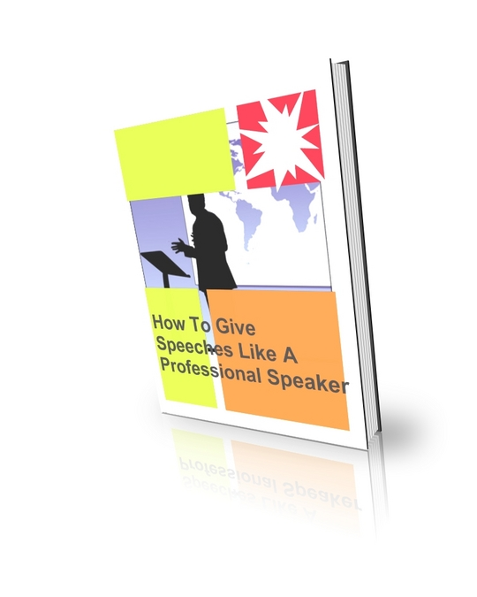 Pay for How To Give Speeches Like A Professional Speaker