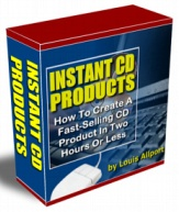 Pay for Instant CD Products - How To Create A Fast-Selling CD Product In Two Hours Or Less