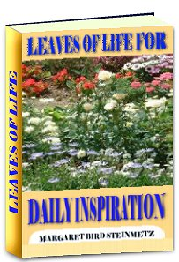 Pay for Leaves of Life For Daily Inspiration - A Collection Of The Most Inspiring Quotes, Prayers & Letters