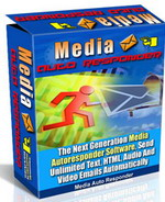 Pay for Media Auto Responder - Send Unlimited Text, HTML, Audio and Video Emails Automatically