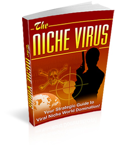 Pay for The Niche Virus - Guide To Viral Niche World Domination
