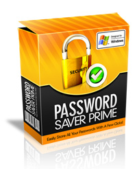 Pay for Password Saver Prime