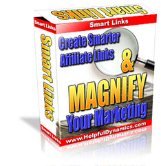 Pay for Smart Links - Stop Losing A Large Portion Of Your Affiliate Commissions Forever