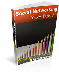 Pay for Social Networking Yellow Pages - Guide To Social Networking