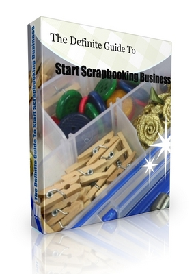 Pay for The Definite Guide To Start Scrapbooking Business