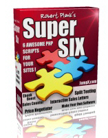 Pay for Super Six PHP Scripts