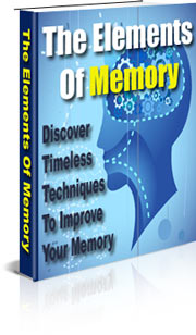 Pay for The Elements Of Memory