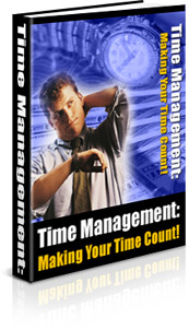 Pay for Time Management - Making Your Time Count!