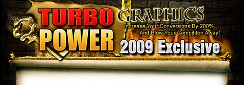 Pay for Turbo Power Graphics   Mini Site Graphics, Video Skins Templ
