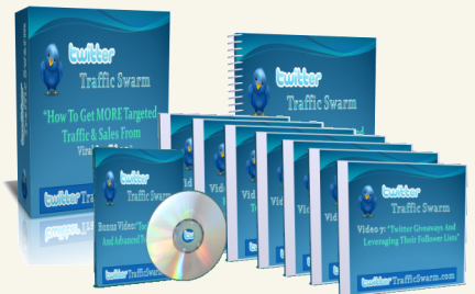 Pay for Twitter Traffic Swarm - Get More Free Targeted Traffic From