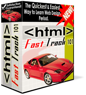Pay for The  Fast Track HTML Course