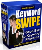 Pay for Keyword Swipe