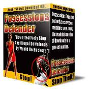 Pay for Possessions Defender - Protecting Your Digital Software, Ebooks, Videos, Audios, PDF´s and Members Download Area