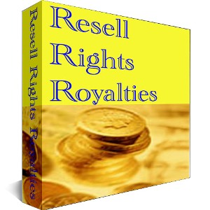 Pay for Resell Rights Royalties - Discover The Profits of Resell Rights!